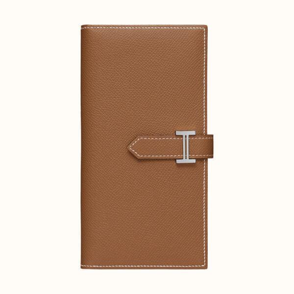 Hermesのおすすめ財布: べアン スフレ