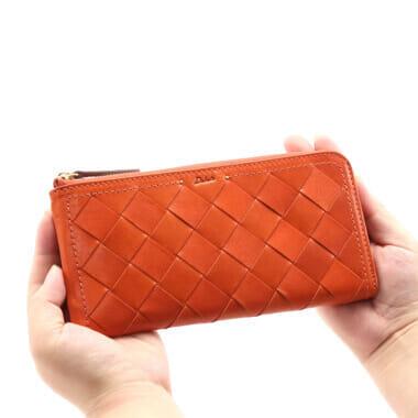 DAKOTAのおすすめ財布: ダコタ テッセレ 長財布 0036243