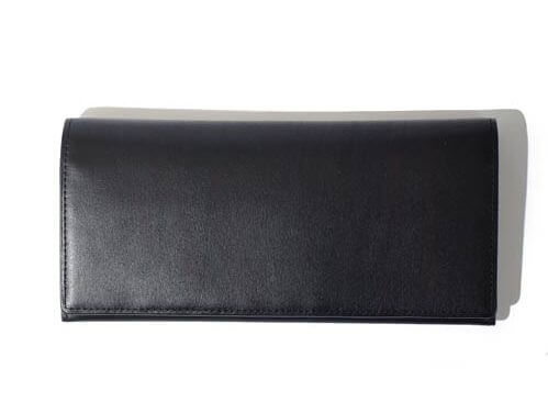 FUJITAKAのおすすめ財布:SUMINAGASHI KYOTO Leather 長財布