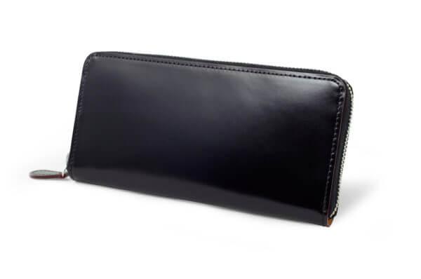 GANZOおすすめ財布:CORDVANラウンドファスナー財布