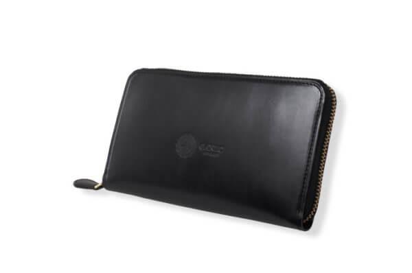 GANZOのおすすめ財布:GUD2(ジーユーディー2)ラウンドファスナー長財布