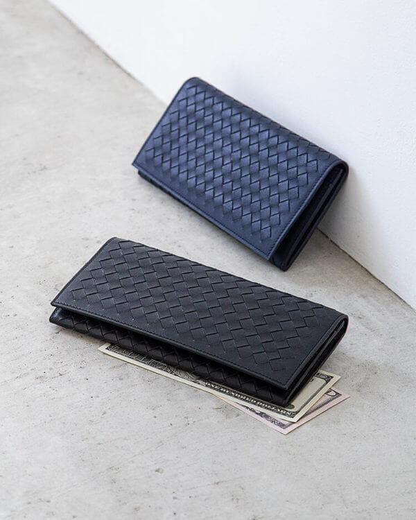 土屋鞄のおすすめ財布:クラルテ フリンジロングウォレット
