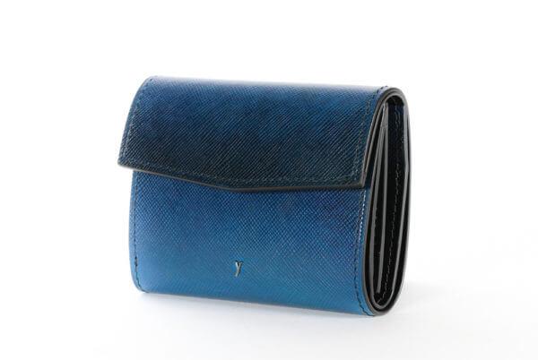 YUHAKUのおすすめ財布: YEV191 コンパクトウォレット