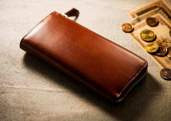 ココマイスターでおすすめのL字ファスナー長財布:プルキャラック・ギャリオット