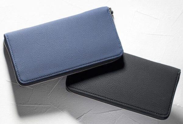 フジタカ:デュプイ バブル ラウンドファスナー長財布