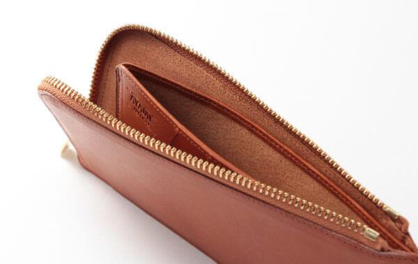 アヤメアンティーコでおすすめのL字ファスナー長財布:ポルタフォーリオ ソッティーレ