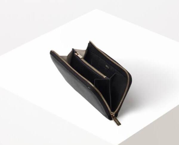 ヴァレクストラでおすすめのL字ファスナー長財布:Lジップパース