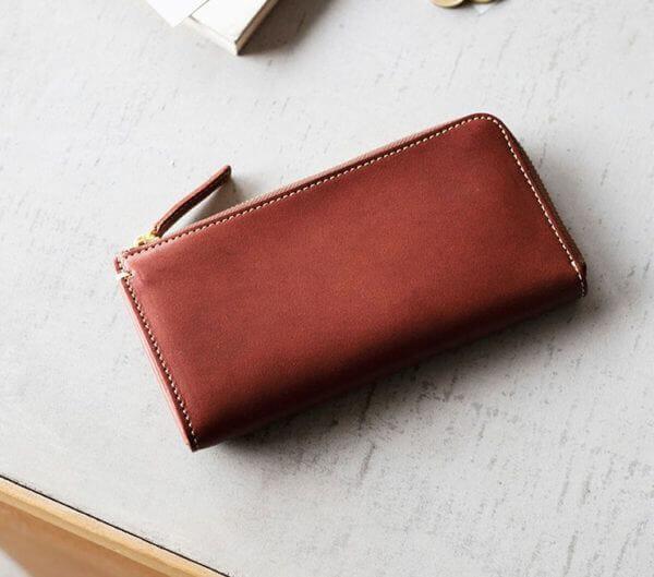 土屋鞄製造所でおすすめのL字ファスナー長財布:ディアリオマスターLファスナー