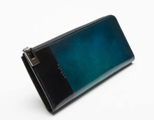 ユハクでおすすめのL字ファスナー長財布:YLO124 L字ファスナーウォレット