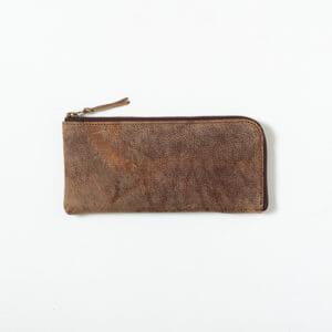 スロウのkudu - smart long wallet -