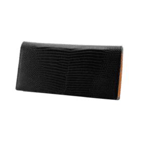 GANZOのLIZARD6 (リザード6) ファスナー小銭入れ付き長財布
