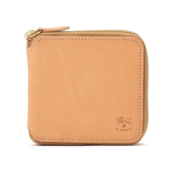 イルビゾンテでおすすめのファスナー付き二つ折り財布:ウォレット 54_1_54212304840