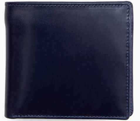 Whitehouse Cox(ホワイトハウスコックス)メンズ二つ折り財布