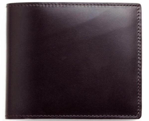 土屋鞄製造所 メンズ二つ折り財布