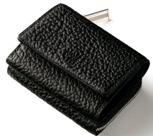 COCOMEISTER(ココマイスター)三つ折り財布