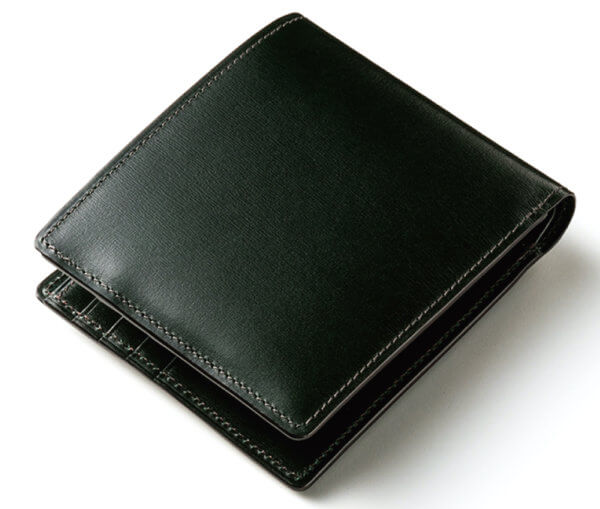 COCOMEISTER(ココマイスター)メンズ二つ折り財布