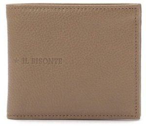 IL BISONTE(イルビゾンテ)二つ折り財布