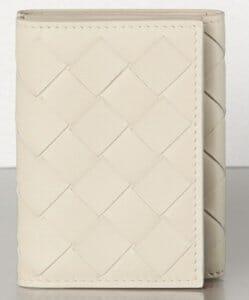 Bottega Veneta(ボッテガ・ヴェネタ)三つ折り財布