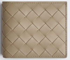 Bottega Veneta(ボッテガ・ヴェネタ)メンズ二つ折り財布