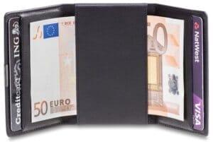 DUN WALLETS(ダンウォレット)三つ折り財布