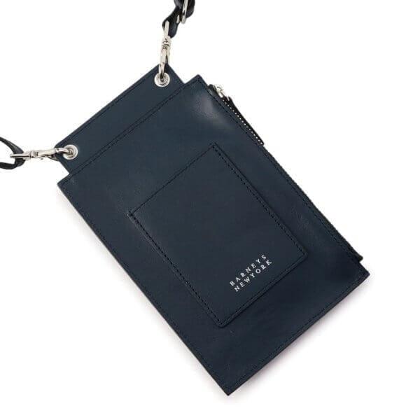 BARNEYS NEW YORKでおすすめのウォレットバッグ:ネックストラップウォレット