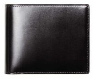 土屋鞄製造所でおすすめの札入れ「2つ折り財布タイプ」:ベルコード二折札入れ