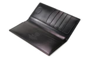 GANZOでおすすめの札入れ「長財布タイプ」:SHELL CORDOVAN 2 (シェルコードバン2)
