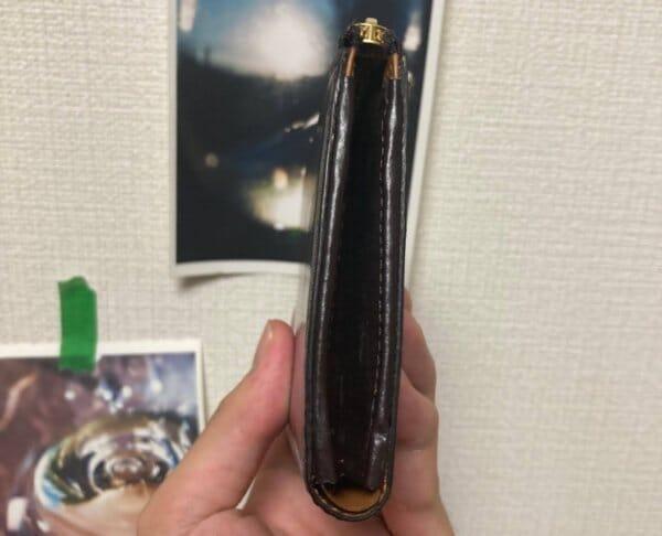 商品を見ていく|crafsto(クラフスト)のブライドルレザーL字ファスナー財布レビュー