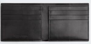 Bottega Venetaでおすすめの札入れ「2つ折り財布タイプ」:649603VBWD28803