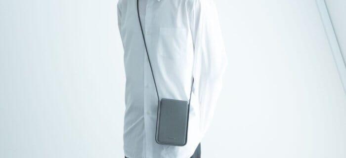 スマホが入る肩掛け財布!ウォレットバッグがお洒落なブランド8選(メンズ向け)