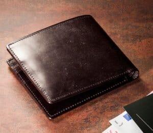 COCOMEISTERでおすすめの札入れ「2つ折り財布タイプ」:ジョージブライドル・ブライアンズパース
