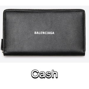 「バレンシアガ」人気財布
