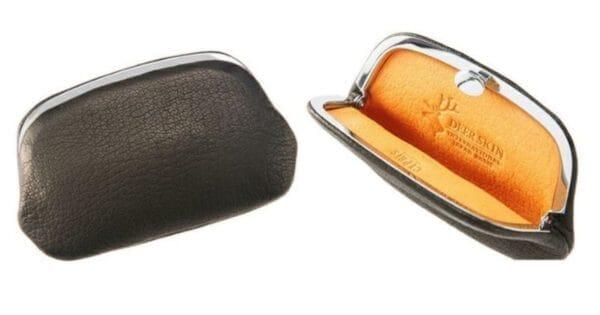 男性にオススメながま口財布のタイプ 小銭入れタイプ