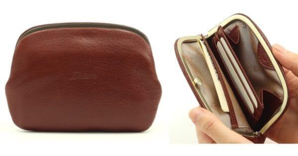 ダコタでおすすめの小銭入れタイプがま口財布:グラツィア がま口財布