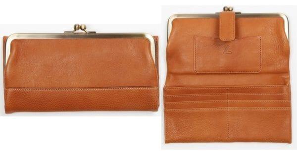 男性にオススメながま口財布のタイプ 長財布タイプ