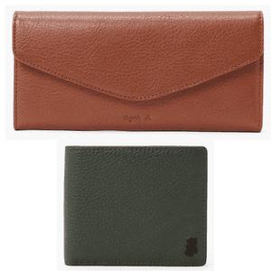 アニエスベー人気財布